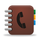 Google Contacts Phonebook